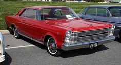 1966 Ford Galaxie 500 2 door hardtop