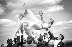 Marriage may be the closest thing to Heaven or Hell any of us will know on this earth. Captured by Johannes Fenn | Johannes Fenn Wedding Photography | Frankfurt, Germany