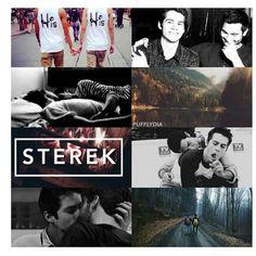 Sterek is life