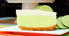 Frozen Margarita Cake Is A Refreshing Hot Weather Treat