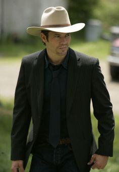 Timothy Olyphant- Justified