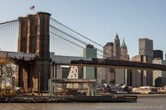 Jane's Carrousel y el parque de Brooklyn Bridge un plan ganador para niños en #nuevayork