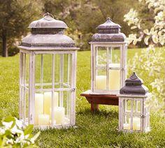 Park Hill Windowpane Lantern