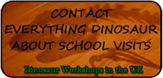 Top marks for Everything Dinosaur after our school visit to conduct a dinosaur workshop.