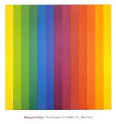 Ellsworth Kelly, Spectrum IV