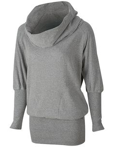 A great dress for layering up for warm ups and cool downs