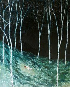 Sleeping | Oil on Canvas | Daniel Ablitt