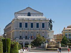 Teatro Real de Madrid -  Dos siglos de existencia.