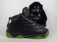get cheap a5d03 28bfd Babies Nike Air Jordan 13 XIII Retro Basketball shoes Toddler size 8C  414581-042