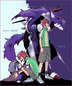 Character Art, Character Design, Fanart, Digimon Digital Monsters, Furry Wolf, Digimon Adventure, Monster S, Me Me Me Anime, Cool Designs