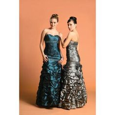 Designer NEW STRAPLESS PROM EVENING GOWN SWEET 16 SIXTEEN DRESSES FORMAL DANCE PARTY SPECIAL OCCASION ENGAGEMENT UNDER $100 AND PLUS SIZE