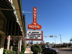 The Artful Bachelorette is in the City of Austin in Texas!