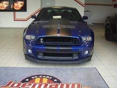 Shelby 500 in Blau von Shelby 500, Pony Car, Ford Mustang, Bmw, Vehicles, Antique Cars, Ford Mustang Coupe, Ford Mustangs, Car