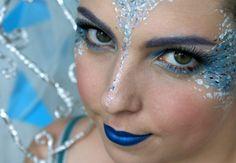 Halloween: Ledová Královna Makeup Tutorial Make Up, Halloween, Rings, Youtube, Jewelry, Fashion, Maquillaje, Jewellery Making, Moda