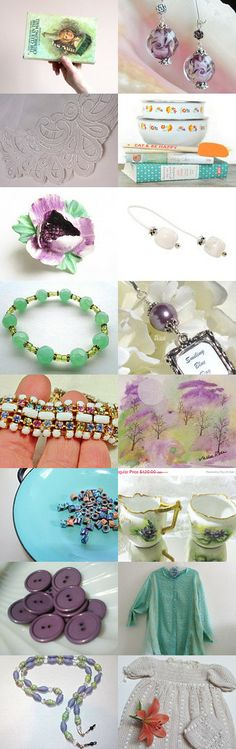 Mother's Day Gift Ideas by ngpopp on Etsy--Pinned with TreasuryPin.com