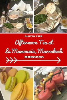 Afternoon Tea at La Mamounia, Marrakech World Thinking Day, Most Luxurious Hotels, Afternoon Tea Parties, Food Travel, Travel Tips, Marrakech Morocco, Morocco Travel, Best Places To Eat, Free Food