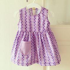 Fin lille kjole og andre skønne sager til de mindste i familien fra Min Lille Ven