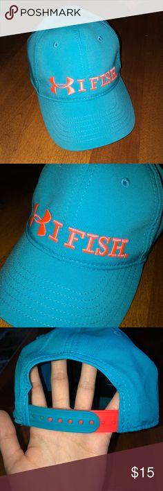 Women s Under Armour fishing hat f36d0cf974f4