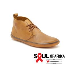 Gobi in beautiful natural leathers, each one is unique but all of them have the same barefoot hallmarks you'd expect from VIVOBAREFOOT. #soulofafrica