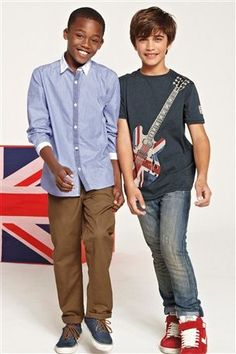 Next Boys clothing