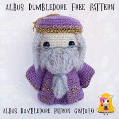 Harry Potter Pillow, Harry Potter Scarf, Harry Potter Free, Harry Potter Crochet, Disney Crochet Patterns, Pokemon Crochet Pattern, Amigurumi Patterns, Amigurumi Doll, Doll Patterns