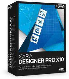 Xara Designer PRO X10 Free Download Full version