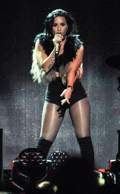 Demi Lovato from 2015 Jingle Ball: Star Sightings | E! Online