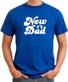 New Dad newborn feet T-Shirt