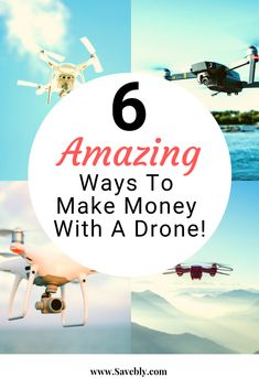 Make money now. Make money with drones. Make money on the side. Make money easily.