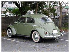 VW 1958 Best Vintage Award Phoenix Bug-O-Rama 1992