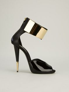 Ankle Strap Sandal - Lyst