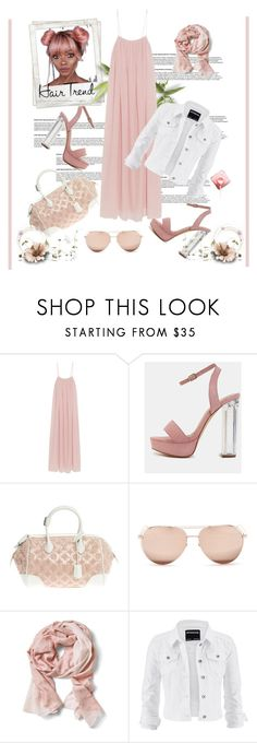 """""""*Matchy-Matchy Hair Contest* - Set#1"""" by sassy-elisa ❤ liked on Polyvore featuring beauty, Polaroid, Marysia Swim, Louis Vuitton, Linda Farrow, Banana Republic, maurices, hairtrend and rainbowhair"""