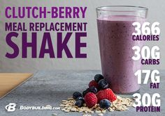 via Say goodbye to the days of chugging lumpy protein shakes with minimal flavor. Take your gains to the next level with these Clutch shake #recipes! Bodybuilding.com Also be sure to check out our nutrition articles at http://essenceofshred.com/nutrition/