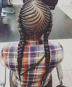 "37 Likes, 1 Comments - BRAIDS GANG LTD (@braidsgang) on Instagram: ""HAIRSTYLIST FEATURE