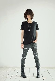 Marvelous genderfluid fashion outfits ideas 8