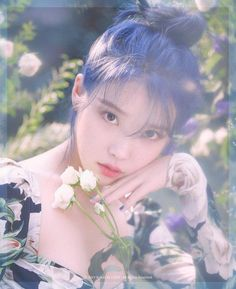 Singer 'IU' will release a new album next month. 'The album is set for release on Nov. her management agency said in a press release on Monday. Kpop Girl Groups, Kpop Girls, Kpop Love, Iu Twitter, Girl Artist, Korean Actresses, Korean Celebrities, Celebs, Love Poems