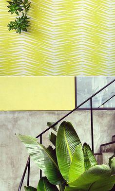 Groen wonen. Voor meer wooninspiratie check onze inspirerende woonbrochure service eens.. http://www.woonbrochuresonline.nl/