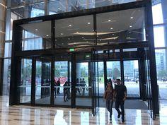 Vestibule, Lobbies, Glass Door, Basketball Court, Doors, Mall, Glass Doors, Template, Gate