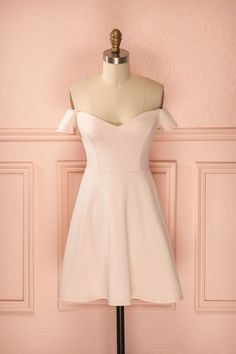 Light Pink Prom Dress,Off the Shoulder Prom Dress,Fashion Homecoming Dress,Sexy Party Dress,Custom Made Evening Dress