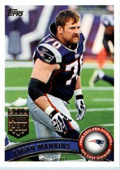 2011 Topps #208 Logan Mankins - New England Patriots (Football Cards) by Topps. $0.88. 2011 Topps #208 Logan Mankins - New England Patriots (Football Cards)