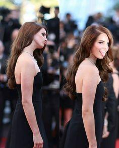 """Cannes film festival 2012  #LanaDelRey"""