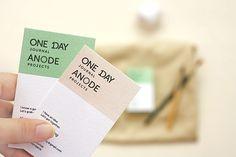 Branding: One Day Journal