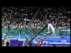 When I watch this I really want to be able to afford to pay for gymnastics,but I can't I'm just a kid :( Though all of us should watch this it's amazing.