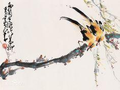 Zhao Shao-an (趙少昂) ,