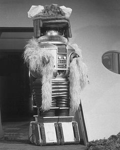 """Lost In Space 1965 