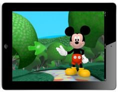 The Disney Junior TV channel now has  an app, selling individual show episodes for £2.99 each as in-app purchases –with extra interactivity.