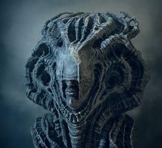 Mysterious Sculpture by *Tomstrzal on deviantART