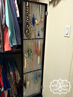 I was desperately looking for a place to store all of my jewelry. While shopping…