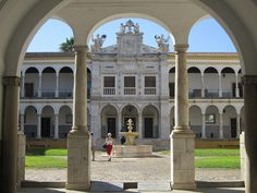 Évora University by Valerio_D
