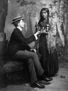Romanichal Zigeuner Dating-Sites